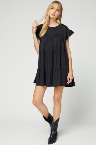Riley's Ruffle Dress