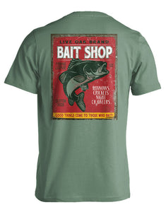 Bait Shop Sign Tee