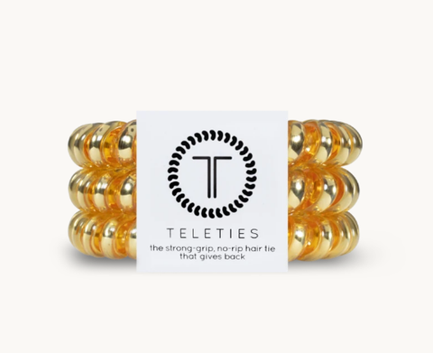 Teleties-Sunset Gold-Small