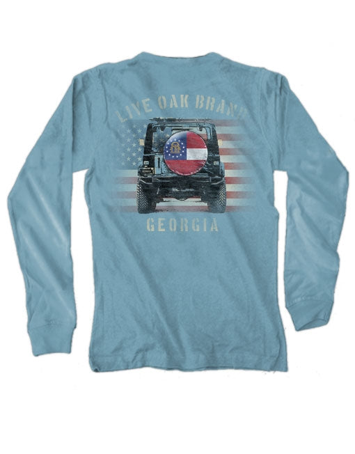 Wheel Cover Long Sleeve Georgia