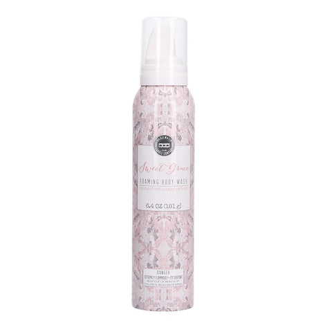 Sweet Grace Foam Body Wash