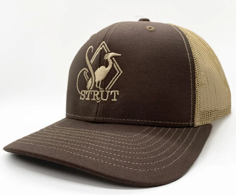Southern Strut- Embroidered SS Logo