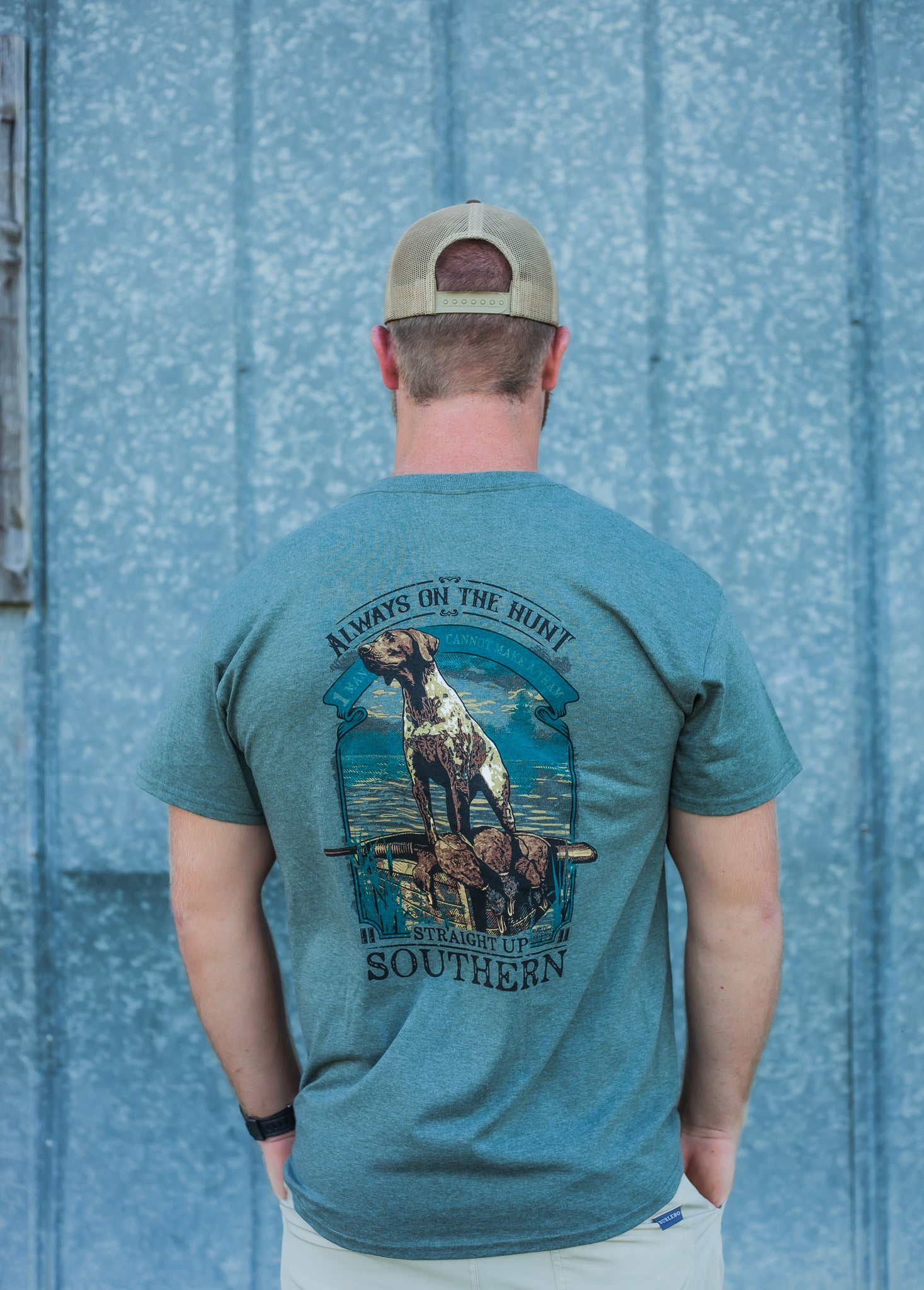 Always On The Hunt Tee