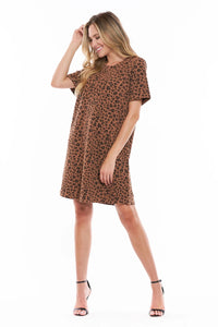 Lovely Leopard Dress