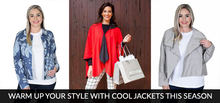 Warm Up Your Style With Cool Jackets This Season
