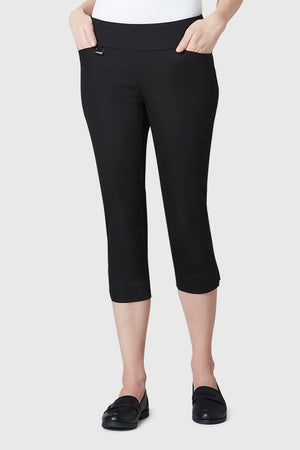 Lisette L Montreal Jupiter Stretch Capri with Pockets_9193273196642