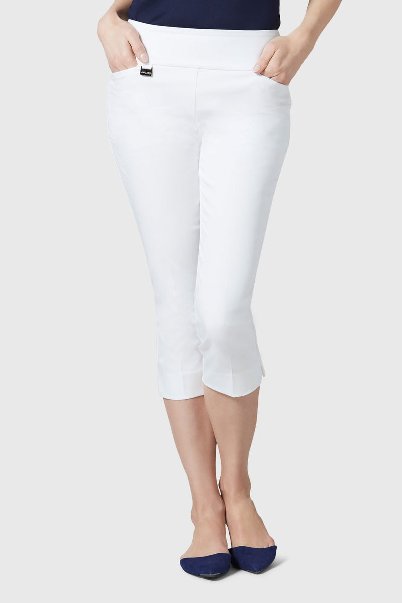 Lisette L Montreal Jupiter Stretch Capri with Pockets