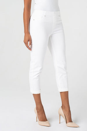 Chloe Crop Rolled Cuff Jean Front_14354671992941