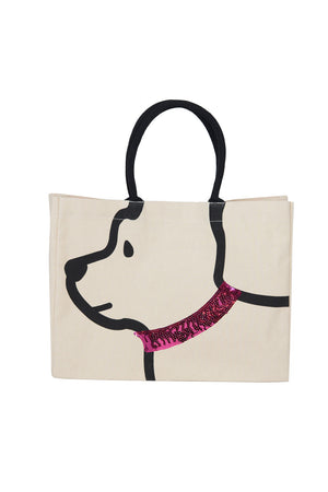 Canvas Dog Tote_9462583328866