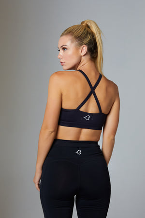 The Mika Choker Bra - bodyloveathletica
