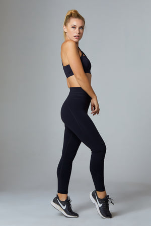 High Waisted Compression Leggings - bodyloveathletica