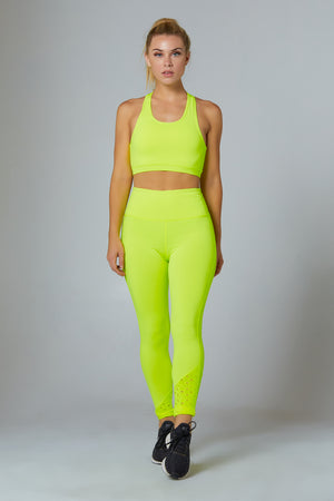Highlighter Sports Bra - bodyloveathletica
