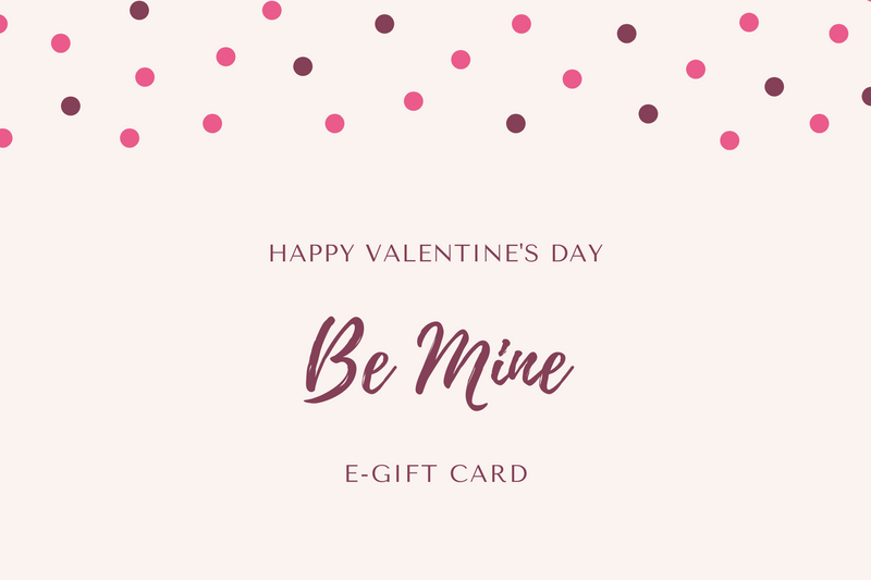 Valentine's Day E-Gift Cards