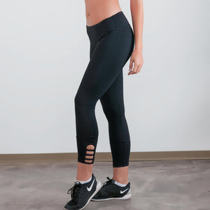 Divine Leggings Black - bodyloveathletica
