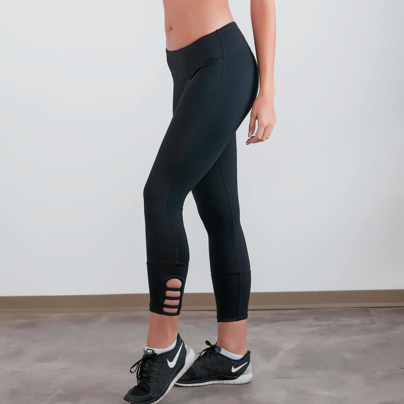 Divine Leggings Black