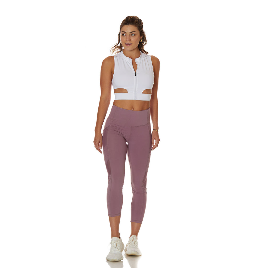 Cheeky Leggings Lavender - bodyloveathletica