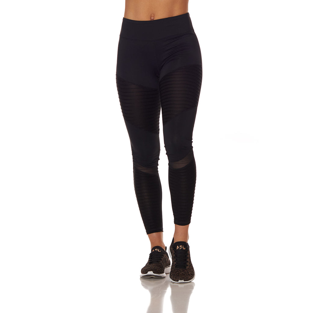 The Lala Leggings Black - bodyloveathletica