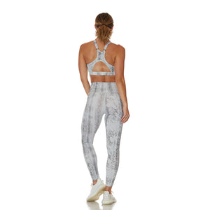 Snake Skin Leggings - bodyloveathletica
