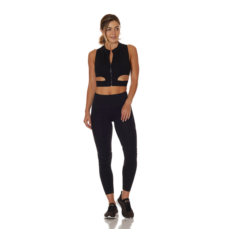 Viper Leggings Black - bodyloveathletica