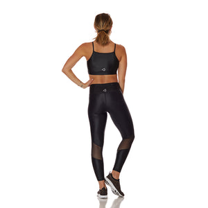 The Vogue Set Bra Black - bodyloveathletica