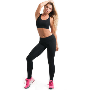 Sleek Up Leggings Black