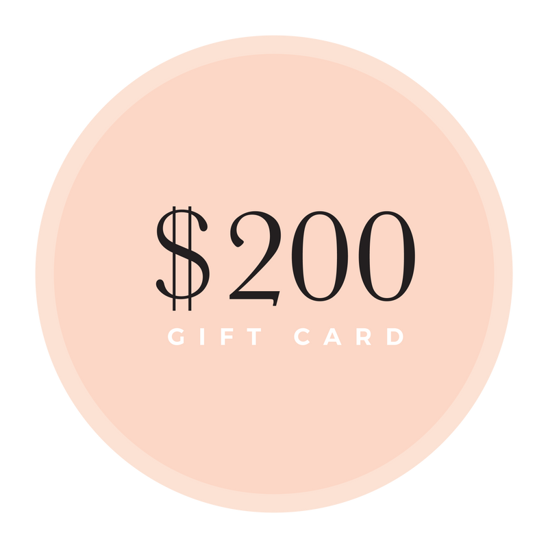 Everly Rings $200 Gift Card