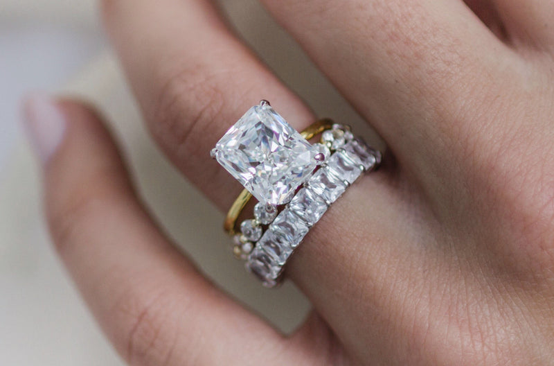 The Shae Ring (4.3 Carats)