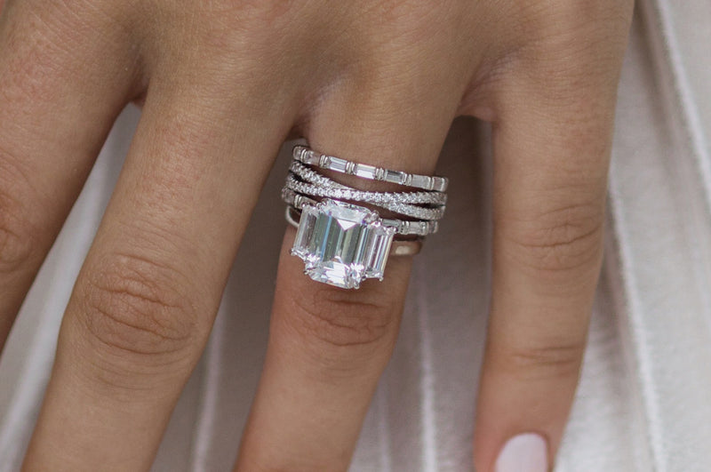 The Charlotte Ring (3.5 Carats)