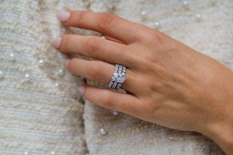 The Jolie Ring (3 Carats)