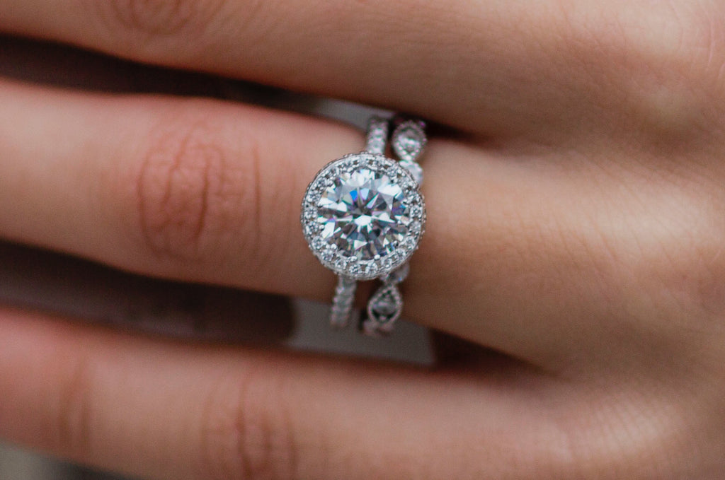 The Chloe Ring (2 Carats)