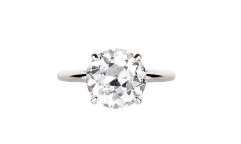 The Regina Ring (2.1 Carat Center)