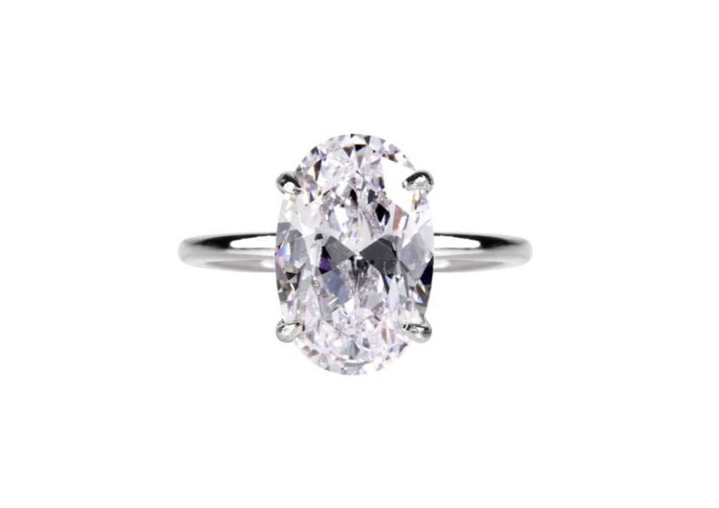 The Milly Ring (5 Carats)