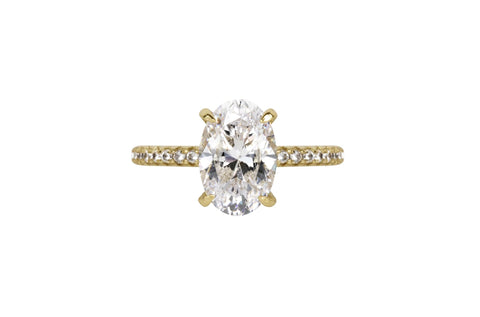 The Celine Ring (Radiant Center)