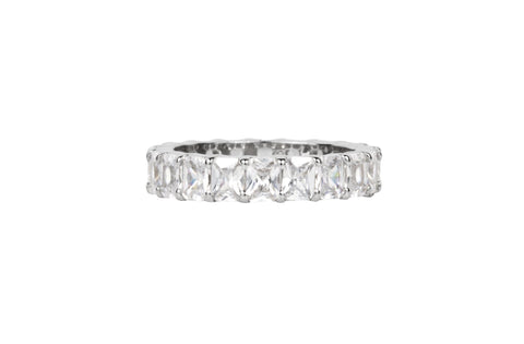 The Leighton Dome Band (2 Carats)