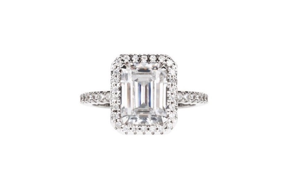 The Tatum (2 Carats, Emerald Cut)