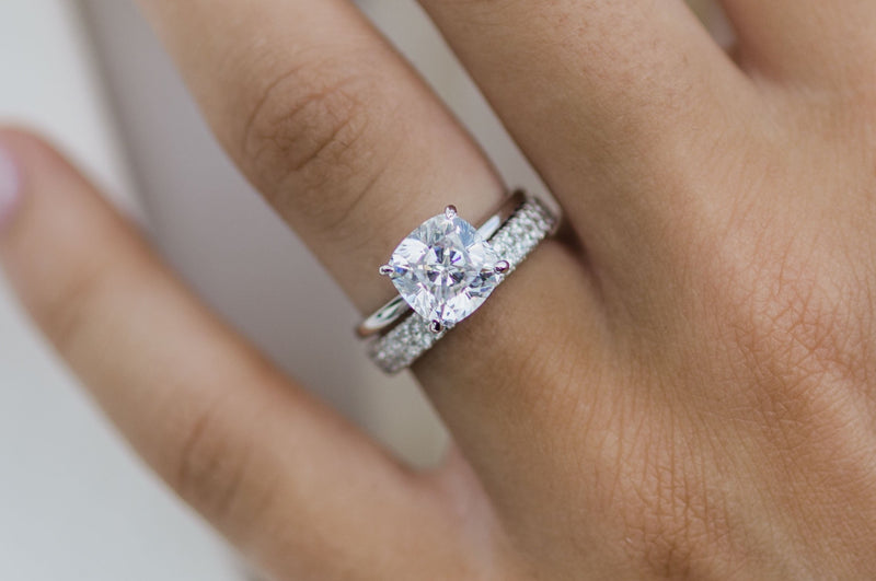 The Mila Ring (2 Carats)