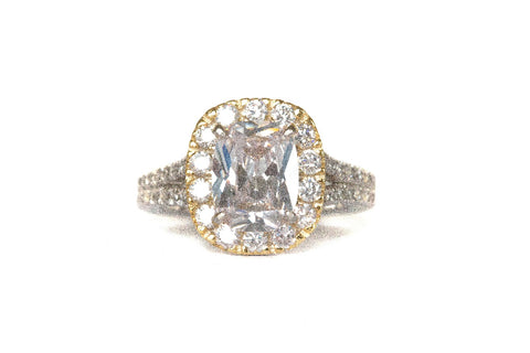 The Mina Ring (3.8 Carats)