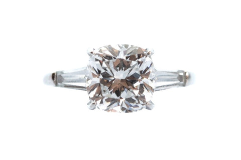 The Elle Ring (4.3 Carats)