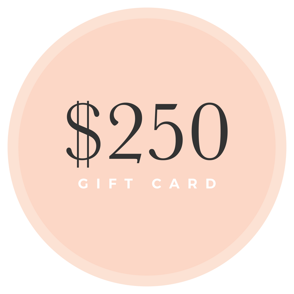 Everly Rings $250 Gift Card
