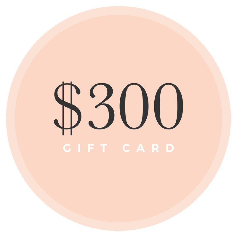 Everly Rings $300 Gift Card