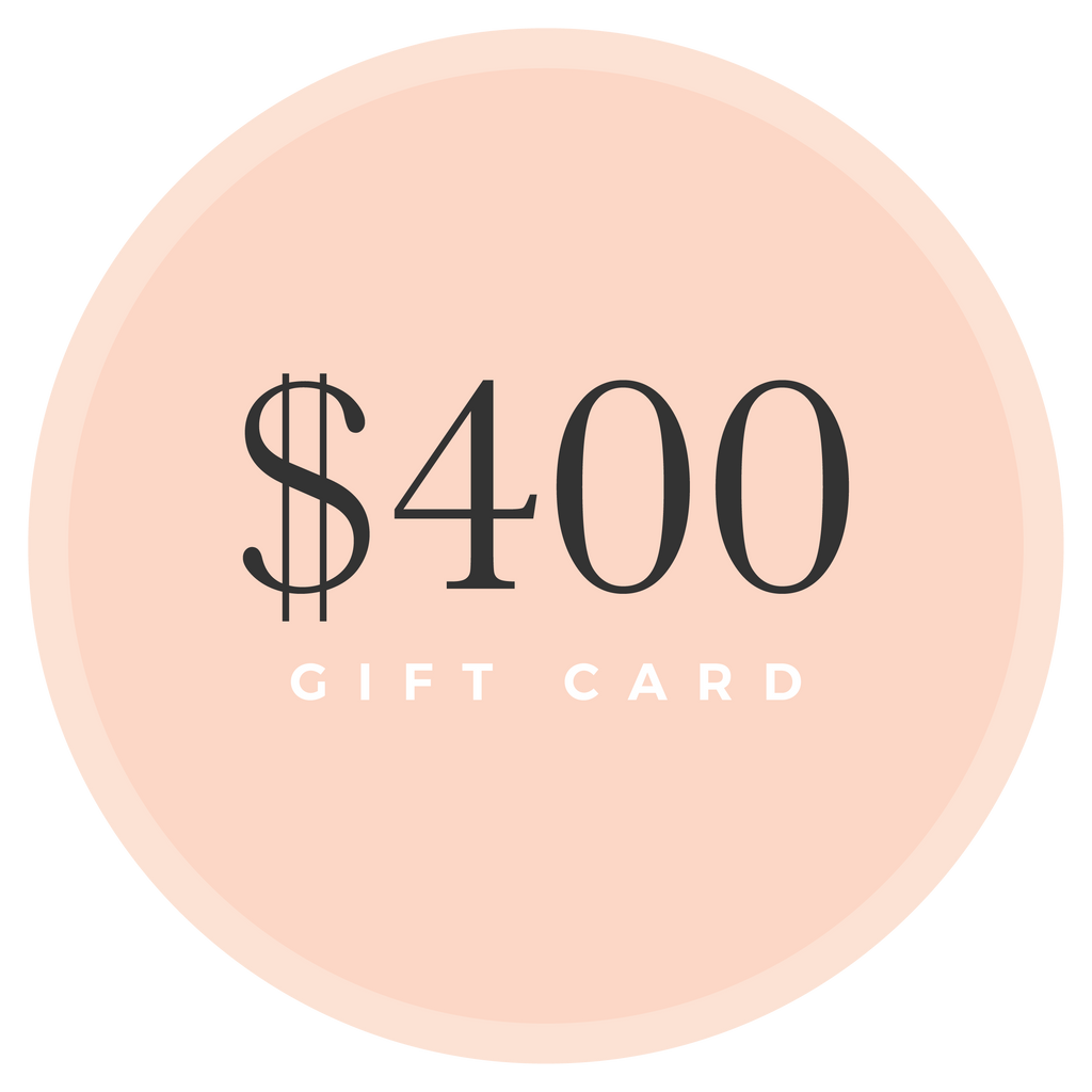 Everly Rings $400 Gift Card