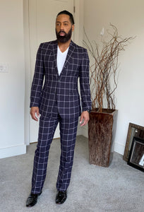 "The ""Check"" Suit"