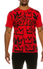 "Load image into Gallery viewer, The ""King"" Shirt"