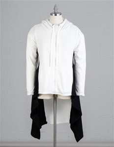 Dubgee High-low Hooded jacket