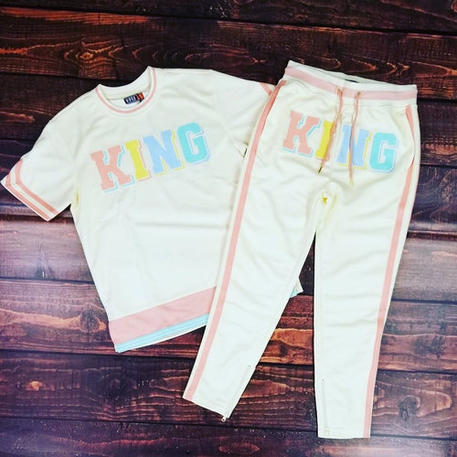 """ The King "" Track suit"