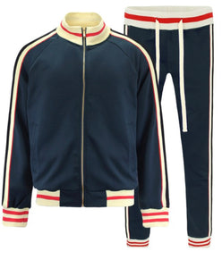 The Traveler Track Suit