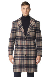 "The ""Check"" Coat"
