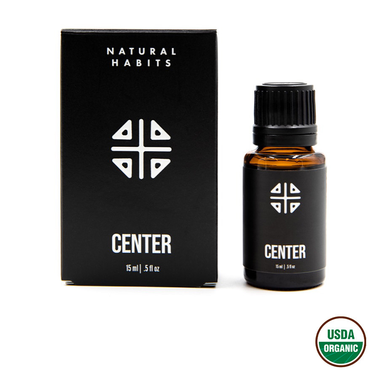 Center - ESSENTIAL OIL BLEND