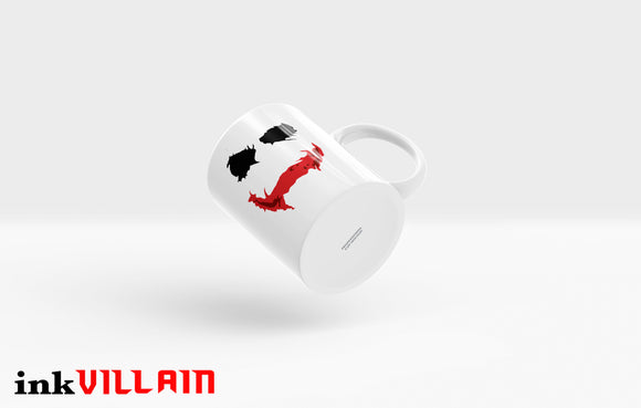 ink VILLAIN Coffee Mugs