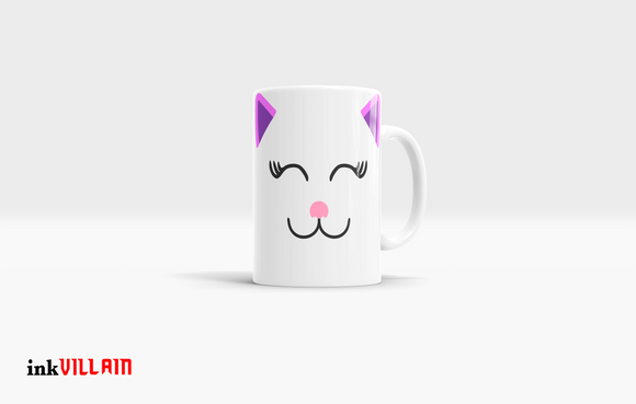 Kitty Gang Coffee Mug